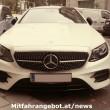 E Coupe 400 - Foto: Mitfahrangebot.at/news
